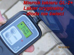 Miernik lakieru GL-2+