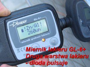 Miernik lakieru GL-6 plus 3